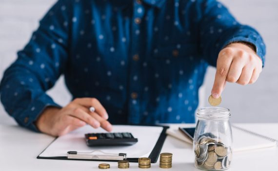cara mengatur gaji bulanan yang kecil